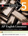 5 Steps to a 5: AP English Literature 2020 Cover Image