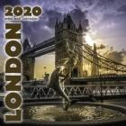 London 2020 Mini Wall Calendar Cover Image