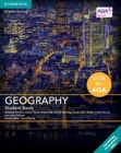 GCSE Geography for Aqa Student Book with Cambridge Elevate Enhanced Edition (2 Years) Cover Image