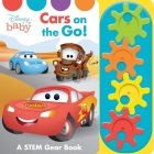 Disney Baby: Cars on the Go!: A Stem Gear Book (Play-A-Sound) Cover Image