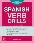 Spanish Verb Drills, Fifth Edition Cover Image
