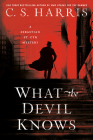 What the Devil Knows (Sebastian St. Cyr Mystery #16) Cover Image