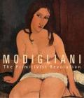 Modigliani: The Primitivist Revolution Cover Image