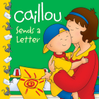 Caillou Sends a Letter (Clubhouse) Cover Image