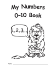 My Own Books(tm) My Numbers 0-10 Book Cover Image