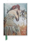 Mucha: Summer (Foiled Journal) (Flame Tree Notebooks #15) Cover Image
