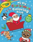 Crayola My Big Christmas Coloring Book (Crayola/BuzzPop) Cover Image