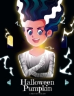 Halloween Pumpkin: Funny Image for special occasion age 2-5, special design from Professsional Artist Cover Image