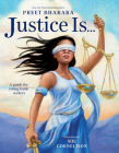 Justice Is...: A Guide for Young Truth Seekers Cover Image