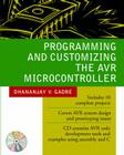 Programming and Customizing the Avr Microcontroller [With CDROM] (Programming and Customizing Microcontrollers) Cover Image