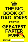 The Big Book of Dad Jokes: Terribly Good Personalized Dad Joke Book Cover Image