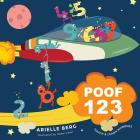 Poof 123: Touch & Learn Numbers: Ages 2-4 for Toddlers, Preschool and Kindergarten Kids Cover Image