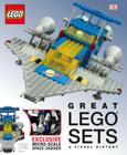 Great Lego Sets: A Visual History Cover Image