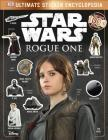Star Wars: Rogue One: Ultimate Sticker Encyclopedia (Ultimate Sticker Collection) Cover Image