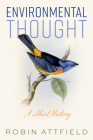 Environmental Thought: A Short History Cover Image