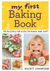 My First Baking Book Cover Image