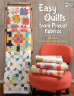Easy Quilts from Precut Fabrics Cover Image