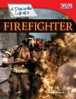 A Day in the Life of a Firefighter (Library Bound) (Fluent) (Time for Kids Nonfiction Readers) Cover Image
