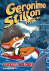 Geronimo Stilton Reporter #10: The Curse of Blackrat (Geronimo Stilton Reporter Graphic Novels #10) Cover Image