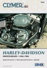 Clymer Harley-Davidson Shovelheads 66-84: Service, Repair, Maintenance Cover Image