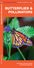 Butterflies & Pollinators: A Folding Pocket Guide to Familiar Species Cover Image
