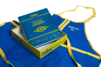 Fallout: The Vault Dweller's Official Cookbook Gift Set Cover Image