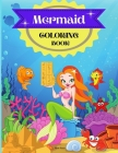 Mermaid Coloring Book Cover Image