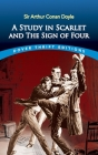 A Study in Scarlet and the Sign of Four (Dover Thrift Editions) Cover Image