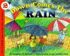 Down Comes the Rain (Let's-Read-and-Find-Out Science 2 #1) Cover Image