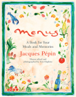 Menus: A Book for Your Meals and Memories Cover Image