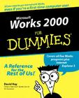 Microsoft Works 2000 For Dummies Cover Image