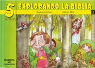 5 Minutos Explorando La Biblia # 1: 15 Biblia Basado Devocionales Para Chiquitos Cover Image
