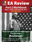PassKey Learning Systems EA Review Part 2 Workbook: Three Complete IRS Enrolled Agent Practice Exams for Businesses: May 1, 2020-February 28, 2021 Tes Cover Image