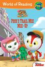 World of Reading: Sheriff Callie's Wild West Peck's Trail Mix Mix-Up: Level Pre-1 Cover Image