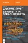 Angewandte Linguistik in Sprachberufen (de Gruyter Studium) Cover Image