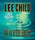 Never Go Back: A Jack Reacher Novel Cover Image