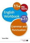 Grammar & Punctuation Workbook Age 9-11 Cover Image