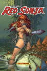 Art of Red Sonja Cover Image