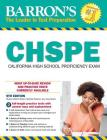 CHSPE: California High School Proficiency Exam (Barron's Test Prep CA) Cover Image