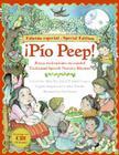 Pio Peep! Traditional Spanish Nursery Rhymes Book and CD: Bilingual Spanish-English Cover Image