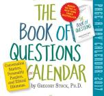 The Book of Questions Page-A-Day Calendar 2017 Cover Image