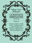 Complete Serenades in Full Score, Series II (Dover Music Scores) Cover Image
