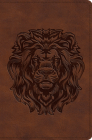 ESV Compact Bible (Trutone, Royal Lion) Cover Image