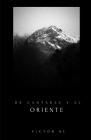 de Cantares Y El Oriente Cover Image