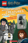 Witches, Wizards, Creatures, and More! UPDATED Character Handbook (LEGO Harry Potter) Cover Image