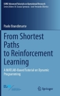 From Shortest Paths to Reinforcement Learning: A Matlab-Based Tutorial on Dynamic Programming (Euro Advanced Tutorials on Operational Research) Cover Image