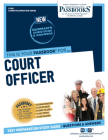 Court Officer: Passbooks Study Guide (Career Examination Series #966) Cover Image