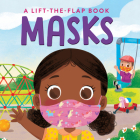Masks: A Lift-The-Flap Book Cover Image