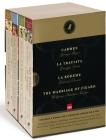 Black Dog Opera Library Box Set: Includes La Bohème, Carmen, La Traviata and The Marriage of Figaro Cover Image