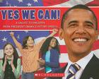 Yes, We Can! A Salute To Children From President Obama's Victory Speech Cover Image